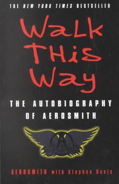 Aerosmith/ Davis, Stephen-Walk This Way (US IMPORT) BOOK NEU