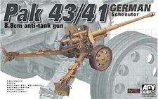 AFV Club 1:35 Scale German 88mm PAK 43/41 Plastic Model Kit AF35059
