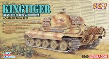 Dragon 1:35 6840: Sd.Kfz.182 Kingtiger, s.Pz.Abt.505 Russia 1944 (2 in 1)