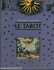 """Livre  Esotérisme """" Le Tarot - Esméralda Da Silva """" ( No 1931)  Book"""