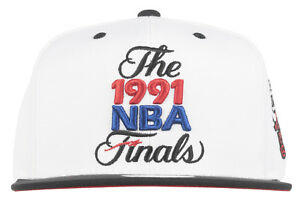 ebf02425a49 Image is loading Mitchell-and-Ness-Chicago-Bulls-1991-NBA-Finals-