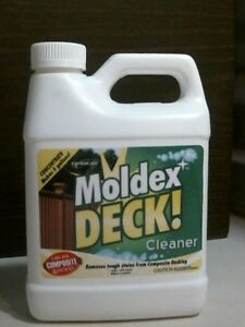Envirocare Moldex 4900 Deck Cleaner Concentrated 1 Quart