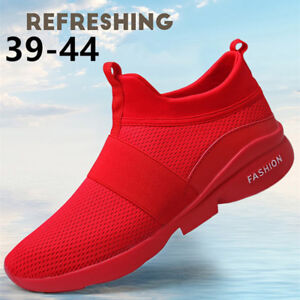 cd0bcacd65 Men s Breathable Flats New Fashion Casual Running Sport Shoes Man ...