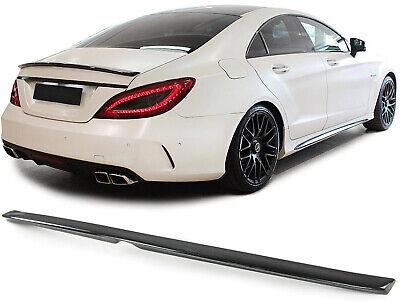 In Puro Carbonio Spoiler Posteriore Sport Esecuzione Per Mercedes Cls W218 Dal 11-
