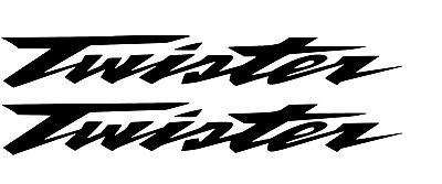2X  POWERED BY HONDA  sticker vinyl decal for car and others FINISH GLOSSY