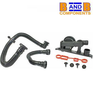 VW-Golf-MK5-AUDI-A3-S3-2-0-TFSI-Motor-Respiradero-Valvula-PCV-Manguera-Tubo-Kit-A1314