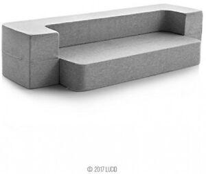 Image Is Loading Lucid 8 Inch Twin Size Foam Mattress Floor