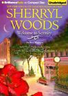Welcome to Serenity by Sherryl Woods Compact Disc Book (english) Shippi