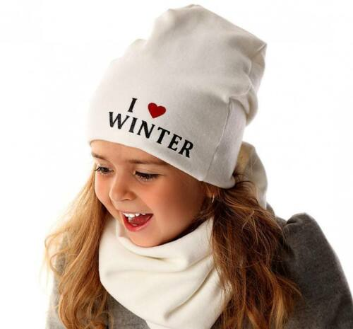 Marika Winterset Bonnet Beanie Loopschal cheminée écharpe Avec Coton Beige
