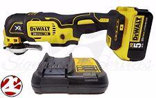 New DeWALT DCS355D1 20V 20Volt Brushless Cordless Oscillating Multi-Tool Kit