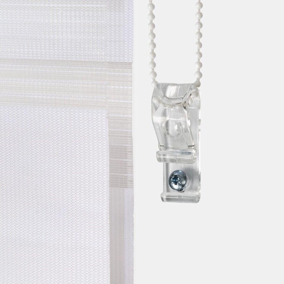 Rullegardin i Polyester 80 x 150 cm