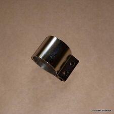 Lucas Ignition Coil Mount STAINLESS Norton Triumph BSA 441 500 650 750 850 flat