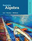 Beginning Algebra by John Hornsby, Terry McGinnis, Margaret L. Lial (Hardback, 2014)