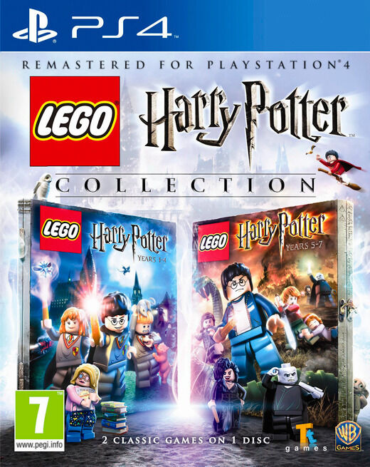 PS4 LEGO Harry Potter Collection: Years 1-7 (brand new)