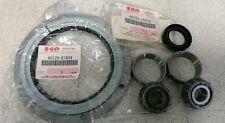 Genuine Suzuki Jimny Kingpin Swivel Hub Bearing & Shaft Seal Set Kit STEERING