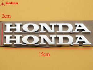 Motorcycle-Oil-Tank-Fairing-Emblem-Badge-Decal-Sticker-for-Honda-15cm-3D-ABS-NeW