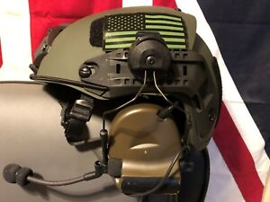 crye-precision-AirFrame-style-AIRSOFT-Helmet-opscore-helmet-Z-Tac-Comtac-2-s