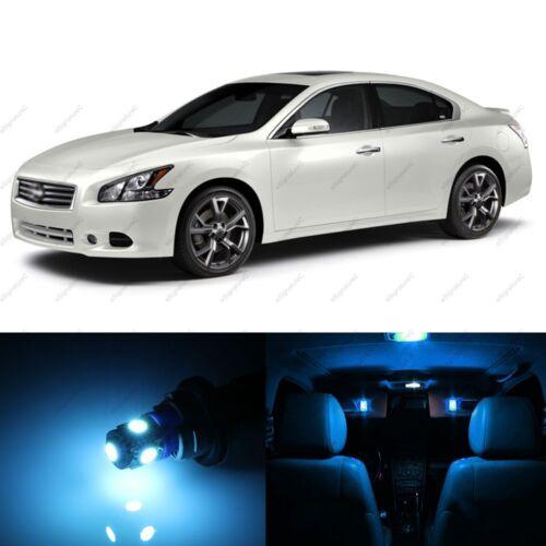 Light Bulbs Automotive TOOL 15 x ICE BLUE LED Interior Light ...