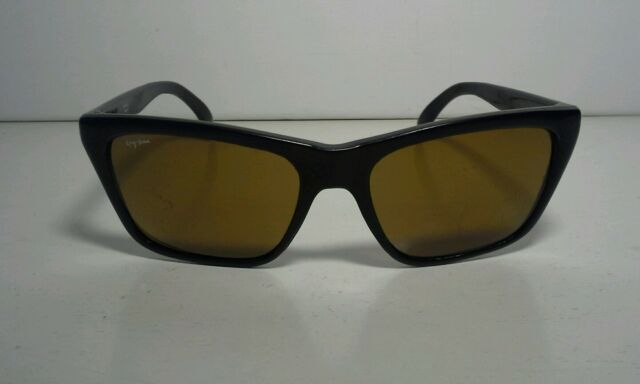 6deb26f1162 Vintage B l Ray Ban Made in France B15 Chocolate Brown Cats 3000 Ski  Sunglasses