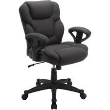 Serta 48332 Fabric Manager Office Chair Gray For Sale Online Ebay