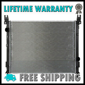 2702 New Radiator For 2004-2006 Chrysler Pacifica 3.5 3.8 V6  2005