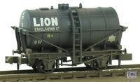 TMC NR-P177 Peco Lion Emulsions Tank Wagon Black Weathered