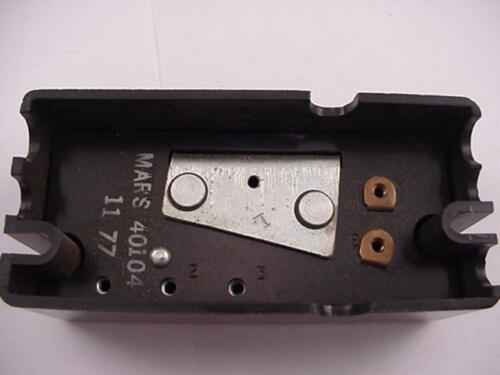 Mars 40104 Hot Wire Relay Ships on the Same Day of the Purchase