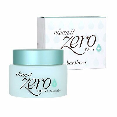 [Banila Co] Clean It Zero Cleansing Balm Purifying 100ml (Sherbet Type) Korea