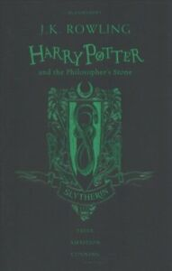 Harry-Potter-and-the-Philosopher-039-s-Stone-Slytherin-Edition-Black-and-Green