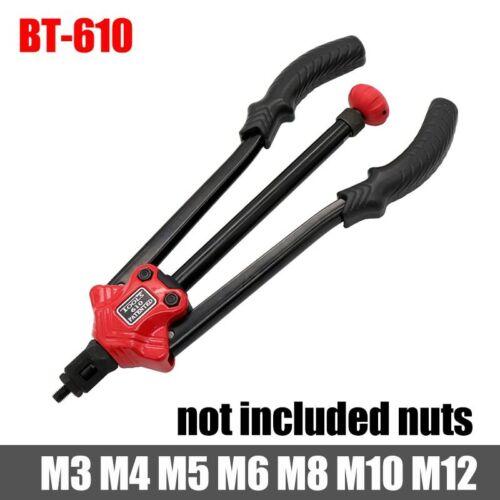 rivet nut  Insert Manual Riveter Threade Rivnut Tool WORLDWAIDE FREE SHIPPING