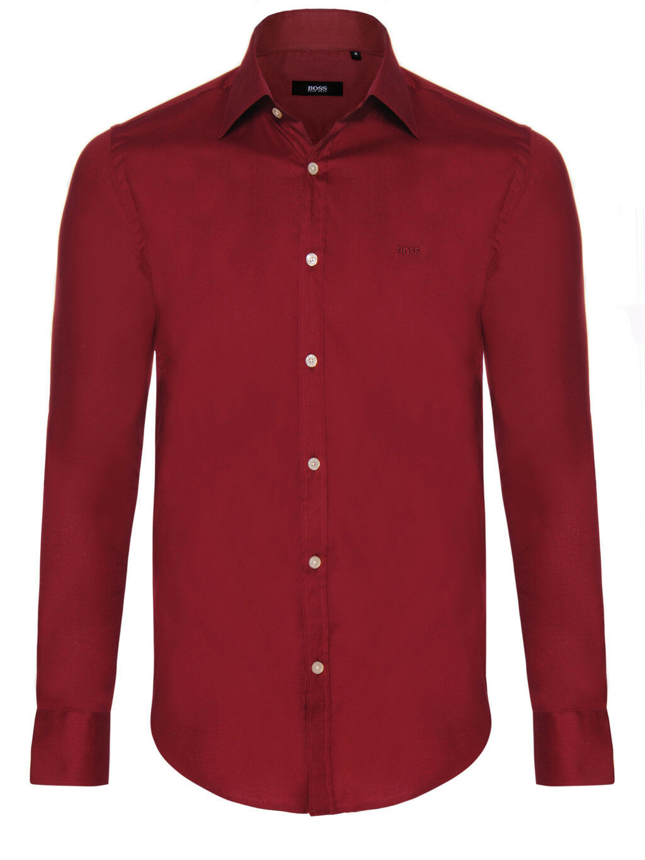 Burgundy (Dress Shirt)