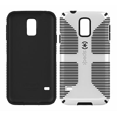 Speck Products Samsung Galaxy S5 CandyShell Grip - White/Black