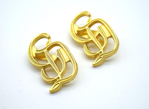GD Grossdeutschland Shoulder Board Cyphers in Gold
