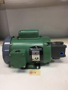 Viking Pump GP0518-AOV Hydraulic Pump 1/4HP Volts 115/230-208 *Warranty*