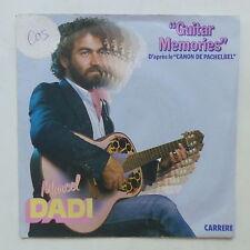 MARCEL DADI Guitar memories Canon de pachelbel 13141
