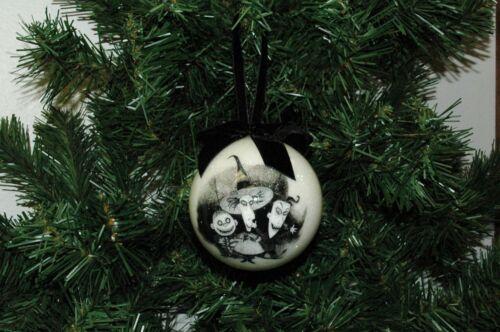Barrel Nightmare Before Christmas Ornament Shock Lock