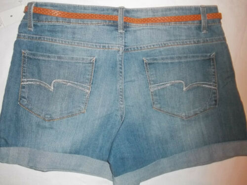 NEW MOSSIMO//MUDD//FADED GLORY WOMENS SIZE 1 2 6 8 10 12 CASUAL SHORTS JEANS//DRESS