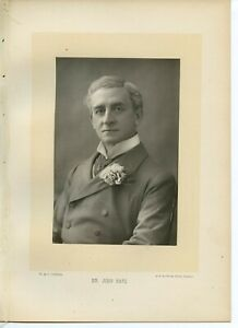 Vintage-Cabinet-Card-by-W-amp-D-Downey-John-Hare-English-actor-and-theatre-manager