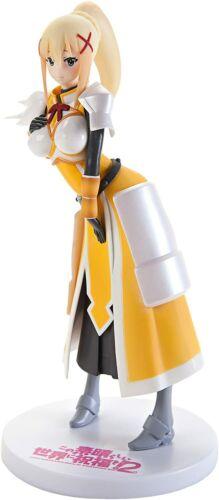 Sega Prize PM Figure KonoSuba God/'s Blessing on this Wonderful World Darkness