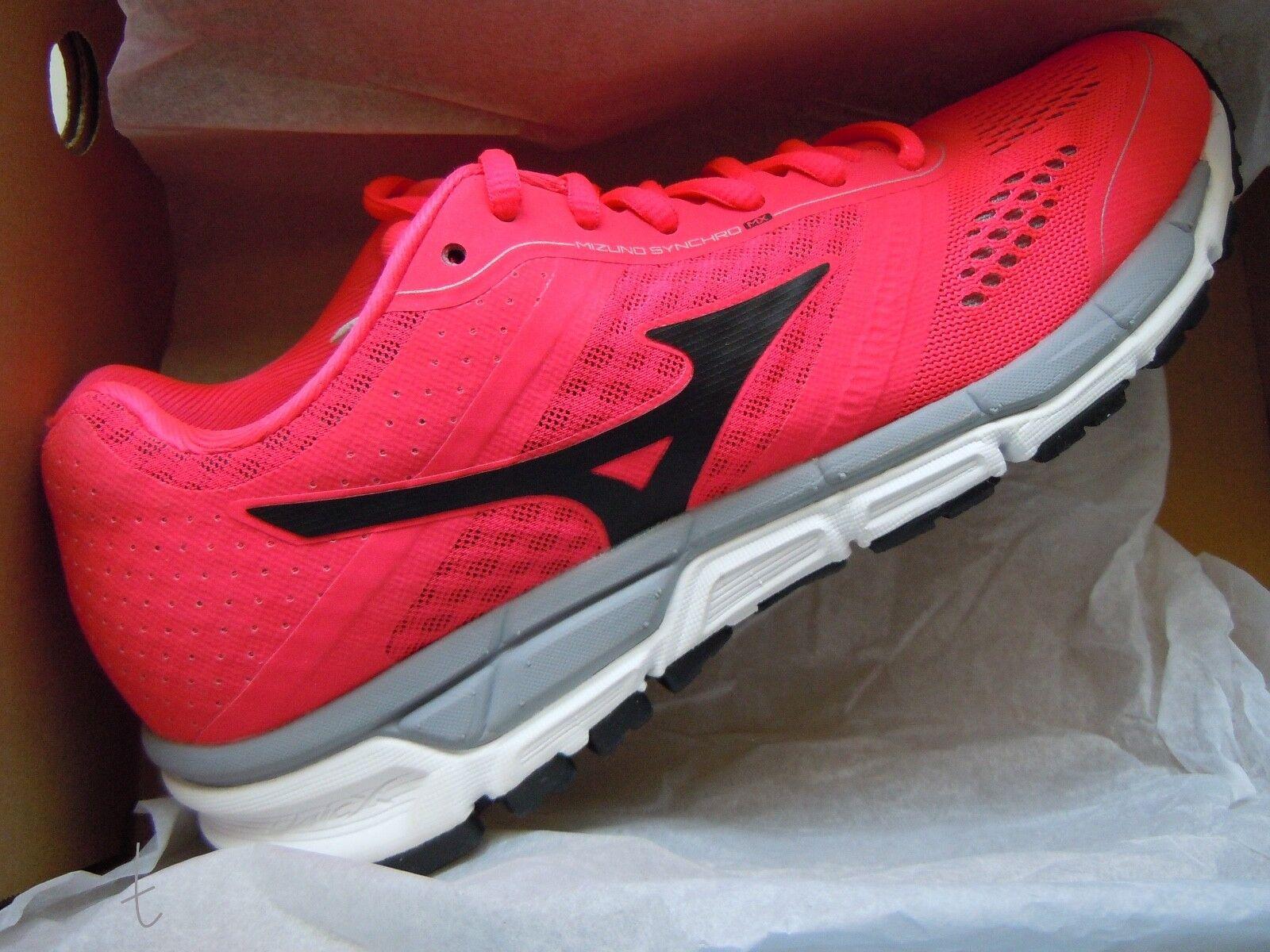Mizuno Synchro MX (women's) ___ Size 10.5  ___ Last pair, running, pink, wave