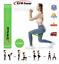miniatuur 13 - RESISTANCE BANDS SET OR SINGLES - LATEX EXCERCISE GLUTES YOGA PILATES HOME GYM