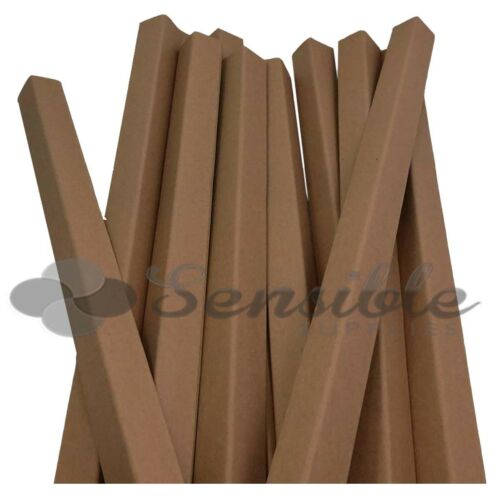 500 X 1M STRONG CARDBOARD EDGE GUARDS PALLET PROTECTOR 35mm L SHAPE