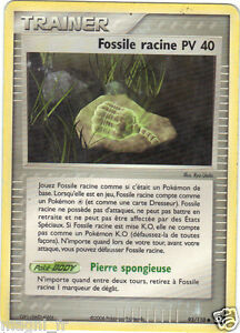 Pokemon-N-93-110-Trainer-Fossile-Radice-PV-40-A1914
