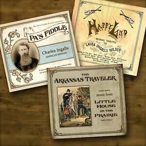 The-Pa-039-s-Fiddle-Collection-Music-that-Inspired-the-Little-House-Books