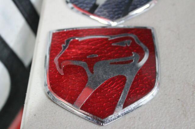 GEN 1 OR 2 (1992-2002) DODGE VIPER SNEAKY PETE HOOD EMBLEM ...  Dodge Viper Emblem History