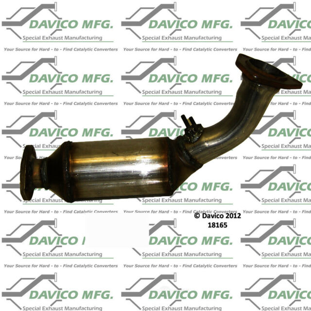 Davico Catalytic Converter Front New for 4 Runner Toyota Tacoma 18165