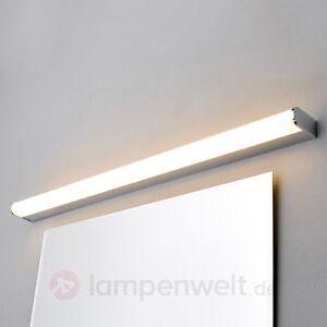 led wandleuchte philippa lampenwelt badlampe badleuchte spiegelleuchte ip44 bad ebay. Black Bedroom Furniture Sets. Home Design Ideas