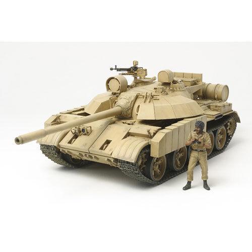 TAMIYA 35324 T-55 Enigma Iraqi Tank 1 35 Military Model Kit