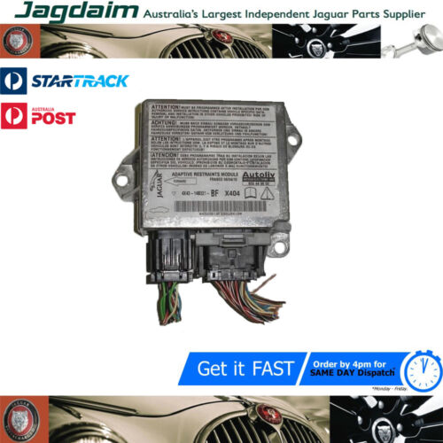 New Jaguar XType Restraint Diagnostic Control Module C2S31697