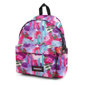 Details about EASTPAK Padded Pakr backpack rucksack bag 'PINK WORLD' *BNWT* **REDUCED**
